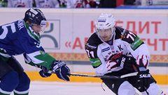 Jágrův Omsk ovládl základní část KHL. Slavil poosmnácté v řadě