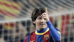 Barca sebrala Realu rekord. Messi je jako Di Stefáno, chválí tisk i soupeři