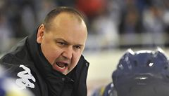 Hokejová Slavia má nového trenéra, Růžičku nahradil Ladislav Lubina