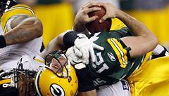 Chybující Big Ben padl. Strhující Super Bowl ovládli fotbalisté Green Bay