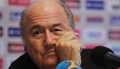 Z fotbalu jsme udělali globální sportovní jedničku, říká Blatter