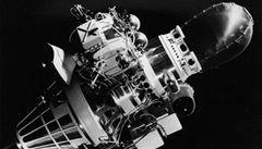 Sonda Luna 9 přistála před 45 lety na Měsíci, zkoumala jeho porvrch