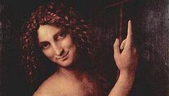 Mona Lisa nedá vědcům spát. Předlohou prý byl Leonardův milenec