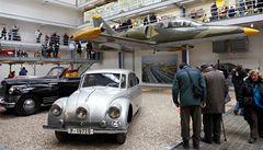 Národní technické muzeum vystaví automobily Praga