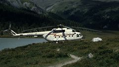Na Sibiři se zřítil ruský vrtulník. Zahynulo patnáct lidí, další bojují o život