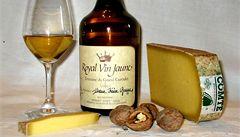 Rekordní dražba žlutého vína. Láhev vyšla kupce na 1,5 milionu korun