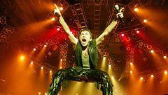 Na hřišti Slavie vystoupí Iron Maiden
