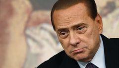 Mafie má prý fotky nahého Berlusconiho a hodlá je prodat