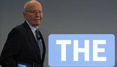 Murdochův deník pro iPad neuspěl. The Daily končí