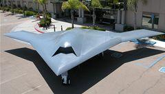 Američané poprvé vyzkoušeli 'neviditelný' bezpilotní letoun