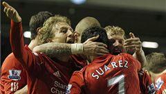 Přestupové zemětřesení Liverpool nakoplo: novic Suarez skóroval