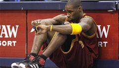 Bez Jamese ani ránu. Cleveland drží rekord NBA: 25 porážek v řadě