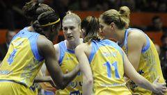 Basketbalistky USK excelovaly. Brno v Eurolize končí