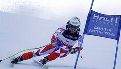Bank pokořil ve sjezdu favority a ve slalomu bude na MS útočit na zlato
