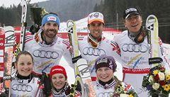 Češi v závodě družstev na MS propadli, historickou soutěž vyhrála Francie