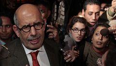 V Egyptě za premiéra vybrali exministra Biblávího. Baradej bude viceprezidentem