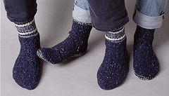 Češi vymysleli vonící ponožky s vitaminy, které odpuzují klíšťata