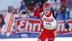 Čeští biatlonisté ve smíšené štafetě SP vybojovali stříbro