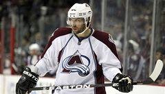 Hořký návrat legendy do NHL: Forsberg se jenom trápil