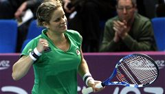 Clijstersová je opět na trůnu. V moderní éře jako první matka