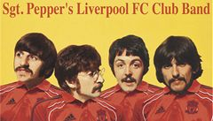 Slavné album Beatles? Je tam i fotbalista Liverpoolu
