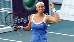 Česká lvice Kvitová může vládnout své tenisové generaci