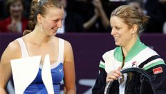 Rozjetá Kvitová útočí na TOP 10, po devastaci Clijstersové je již 14.