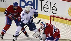 VIDEO: České body nestačily, Toronto dobylo v derby Montreal
