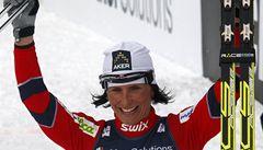 Nezničitelná Björgenová získala drtivým závěrem na MS již třetí zlato