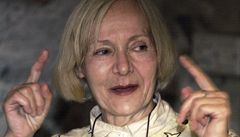 Zemřela básnířka undergroundu Věra Jirousová