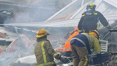 Nový Zéland zasáhlo silné zemětřesení, zemřelo nejméně 144 lidí
