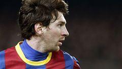 Messi vysvobodil utrápenou Barcelonu. Náskok na Real zůstal