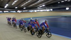 350 tisíc hřebíku a první sportoviště pro olympiádu v Londýně je na světě