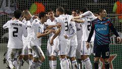 Čechova Chelsea vykradla Kodaň, Real s Lyonem jen remizoval