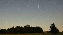 Padající hvězdy vyvrcholí v sobotu 13. srpna