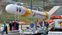 Start americké vědecké družice Glory se NASA nezdařil