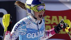 Vonnová dominuje ženskému lyžování: malý globus získala i za sjezd