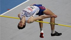 Výškař Bába na šampionátu vybojoval senzační stříbro, zdolal 234 cm