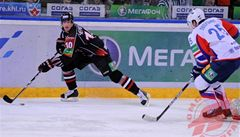 Červenka poslal Omsk do semifinále KHL