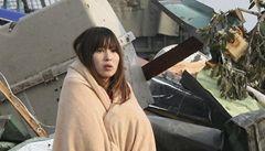 Japonské město zničené tsunami dostalo zlato od záhadného dárce