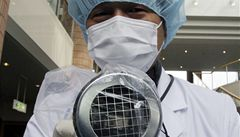 'Evakuované' Čechy z Japonska čeká na letišti kontrola radiace