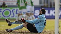 Jablonec zesměšnil bezmocný Hradec 7:0. Slavia porazila Teplice