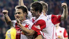 Slavia se odtrhla od sestupu. Hráči už znají vítězství a dostávají platy