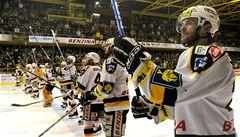 Hokejisté Litvínova i přes vyřazení sklidili od fanoušků ovace