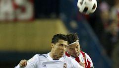 'Řezník z Madridu' úřadoval. Ujfaluši si vyšlápnul i na Ronalda