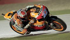 Úspěšná premiéra: Abraham začal v MotoGP třináctým místem