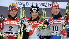 S Northugem jsme dobří kamarádi, usmíval se lyžař Lukáš Bauer