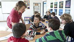 V Česku je přes 40 škol, kde se učí v cizím jazyce