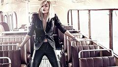 'Punkerka' Kuchařová fotila ve starém autobusu