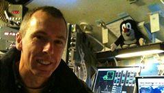 Krteček zpátky ve vesmíru. Vesmírná loď Sojuz zakotvila u ISS